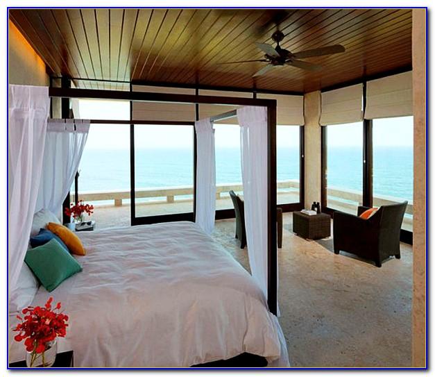 Beach Cottage Bedroom Design