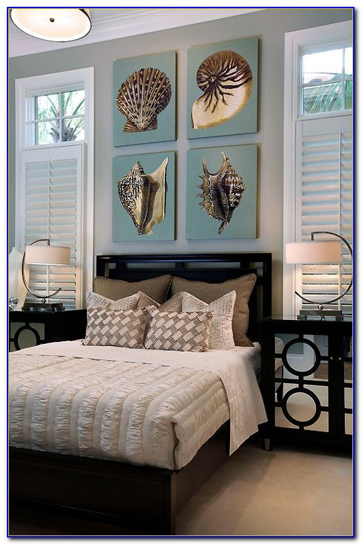 Beach Decorating Ideas For Bedroom
