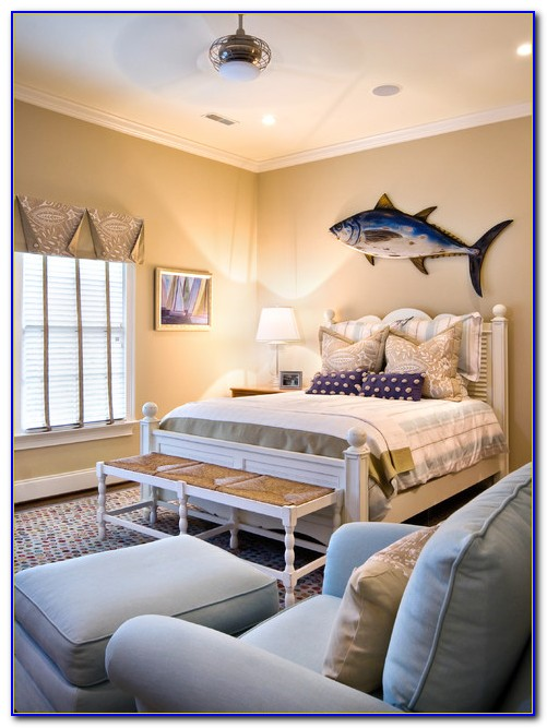 Beach House Bedroom Decor Ideas