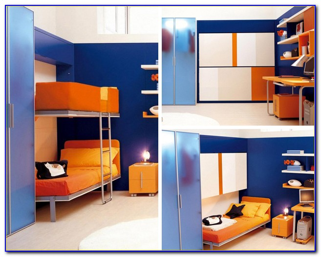 Bedroom Ideas For Small Rooms With Bunk Beds
