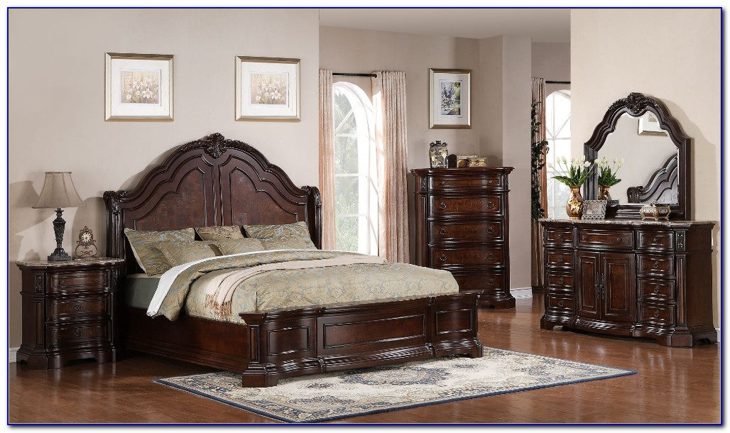Bedroom King Size Furniture Sets