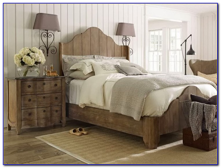 Bedroom Set Solid Wood