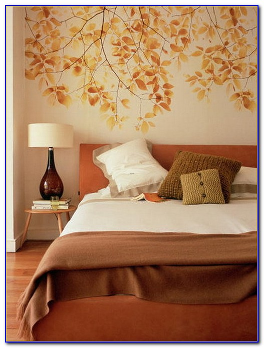 Bedroom Wall Murals Ideas