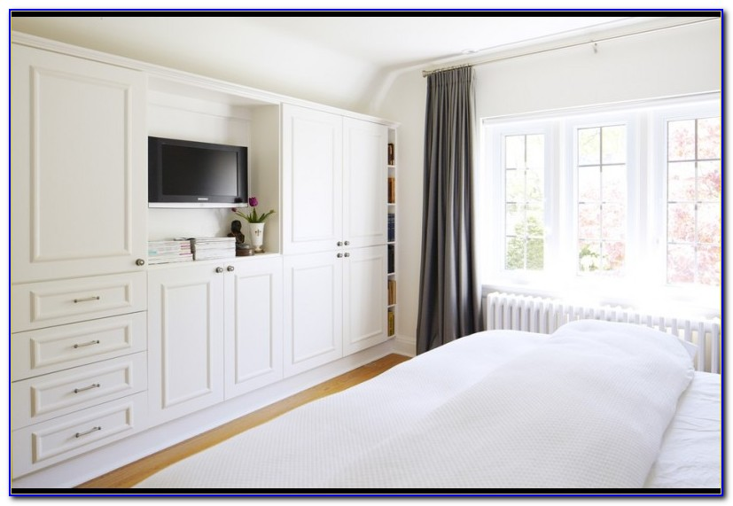 Bedroom Wall Units Storage