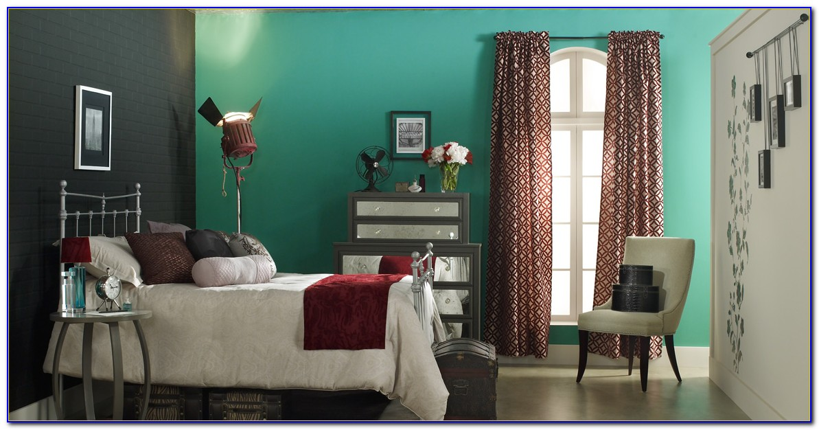 Behr Paint Colors Interior Bedroom