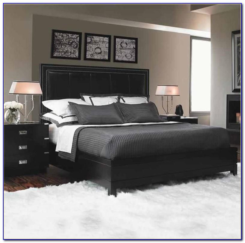 Black Master Bedroom Furniture