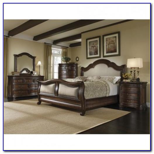 Black Wood Bedroom Furniture Sets
