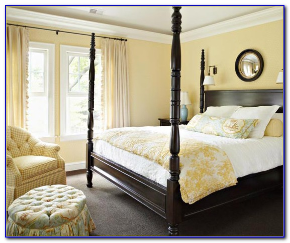 Blue And Yellow Bedroom Decorating Ideas