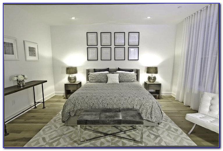 Blue White And Silver Bedrooms