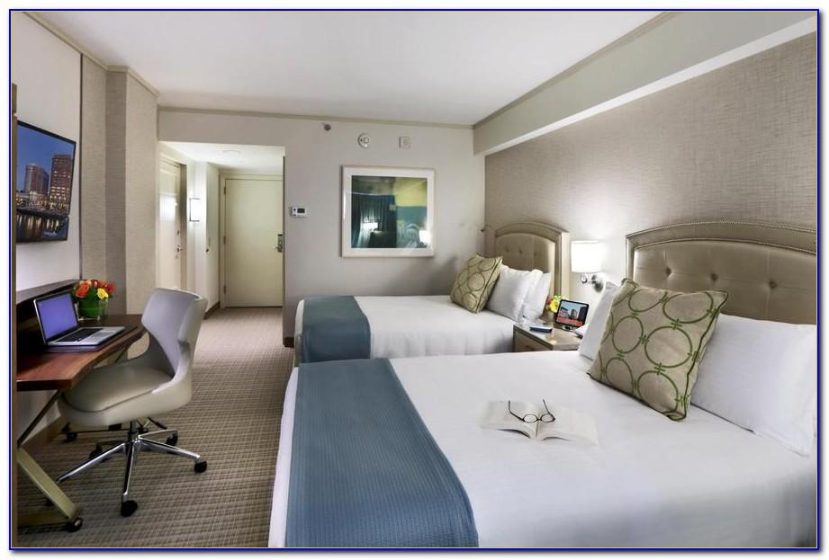 Boston Hotel Suites 2 Bedroom