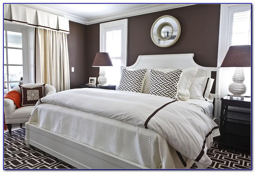 Chocolate Brown Bedroom Furniture