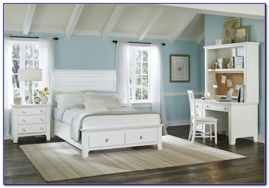 Coastal Cottage Bedroom Sets