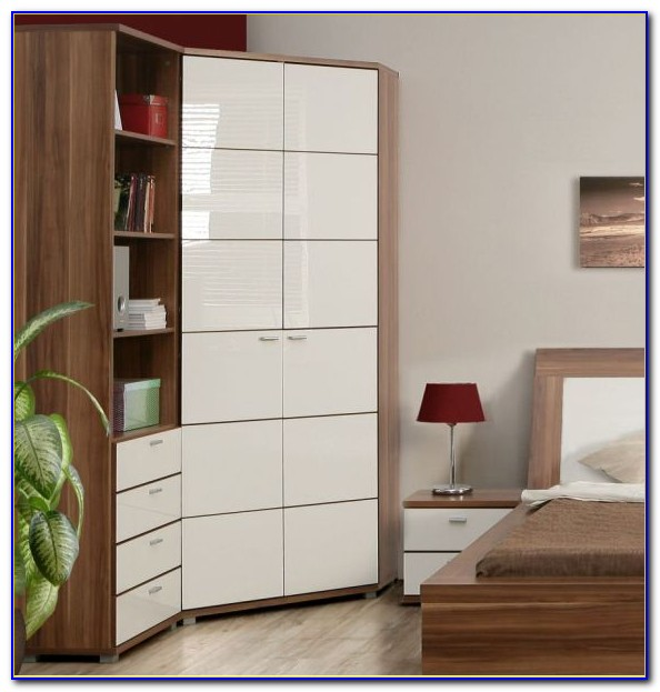 Corner Bedroom Furniture Units