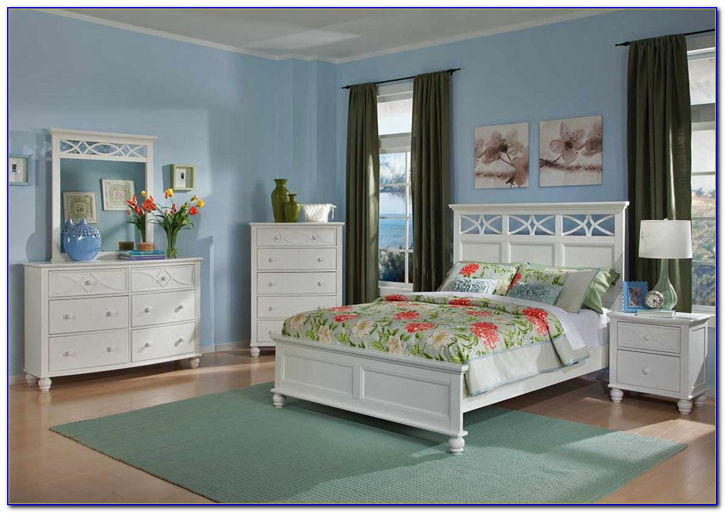 Cottage Style Bedroom Set