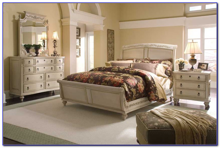 Cottage Style King Bedroom Set