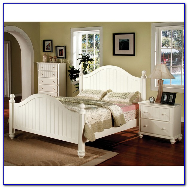 Cottage Style White Bedroom Sets