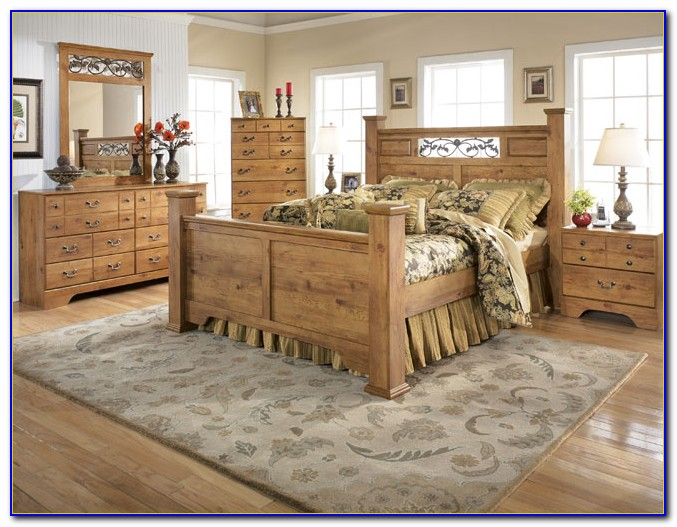 Country Style Bedroom Images