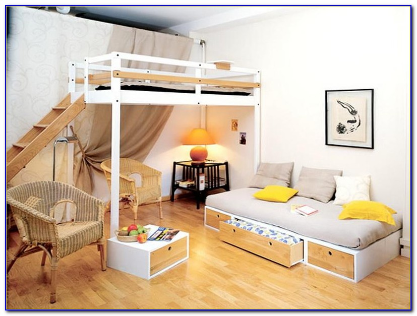 Creative Furniture Ideas For Small Spaces