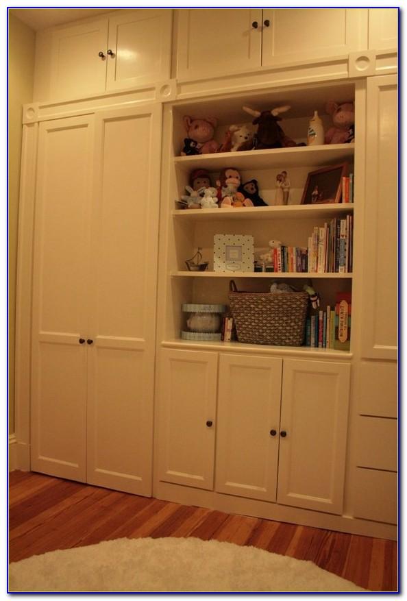 Custom Bedroom Wall Units