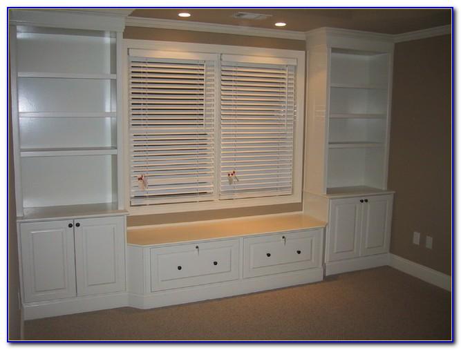Custom Made Bedroom Wall Units