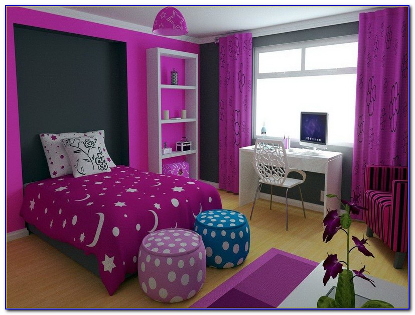 Cute Ideas For Small Bedrooms