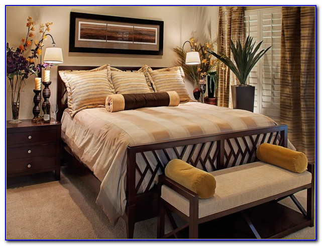 Decorate Master Bedroom Like A Hotel Room