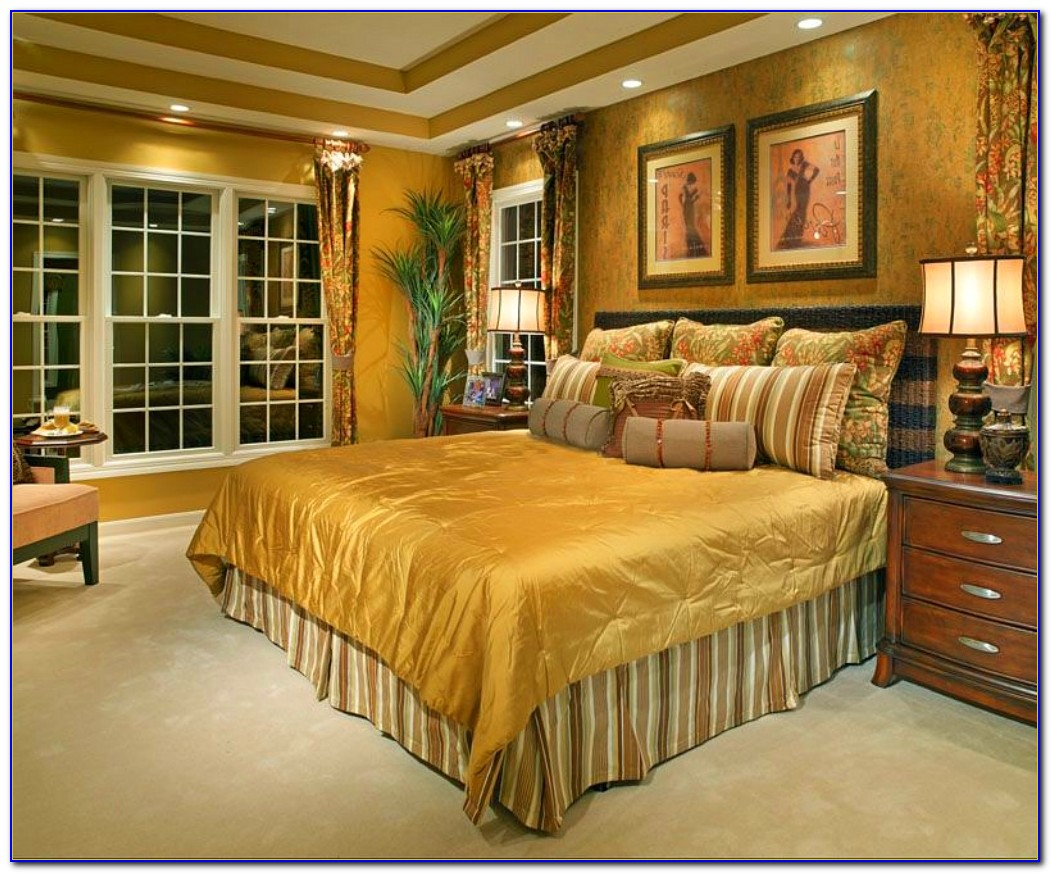 Decoration Ideas For Small Bedrooms