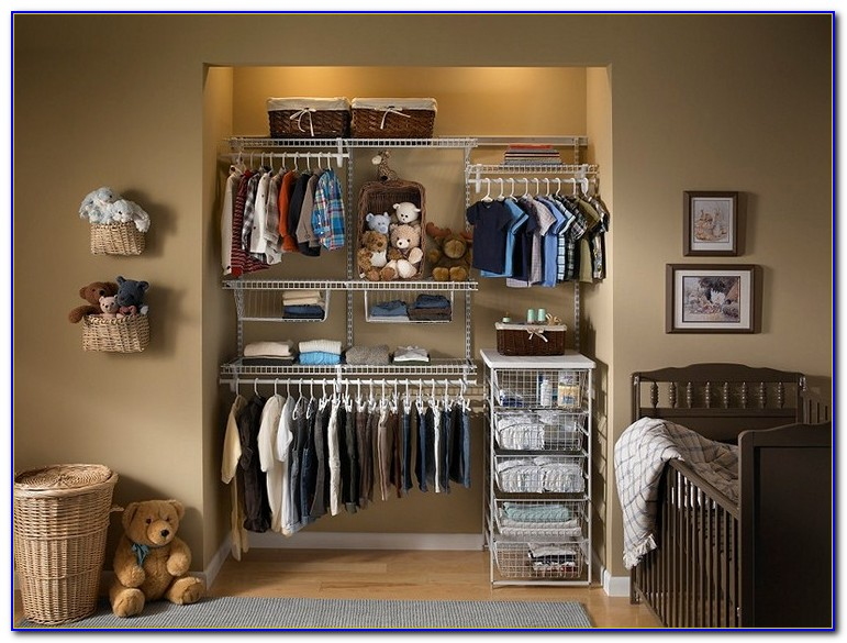 Diy Clothes Storage For Small Spaces