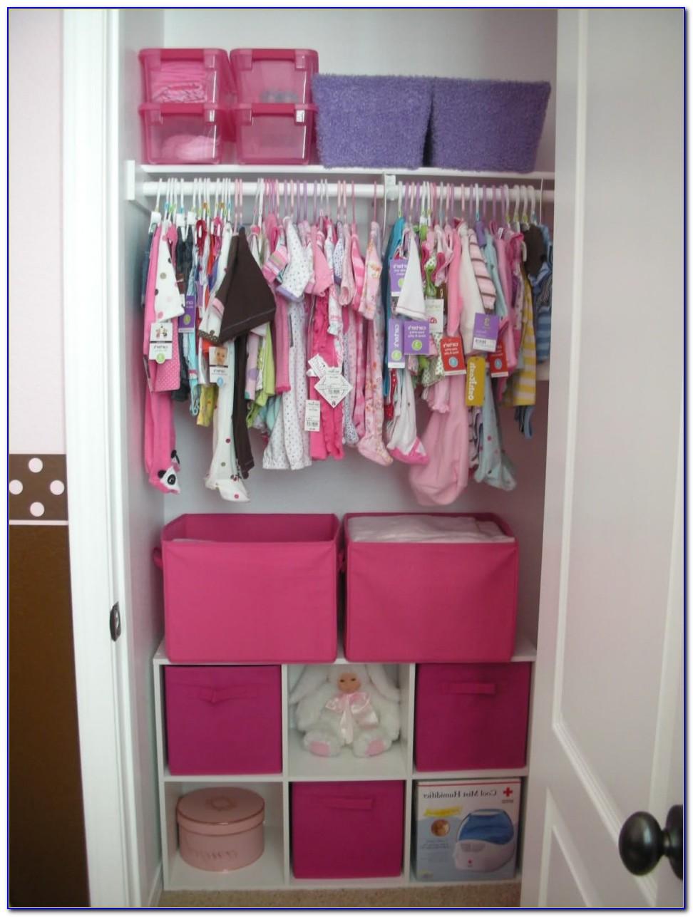Diy Small Bedroom Closet Organization Ideas