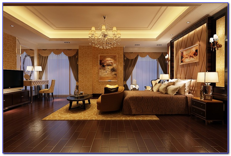 Elegant Master Bedroom Furniture