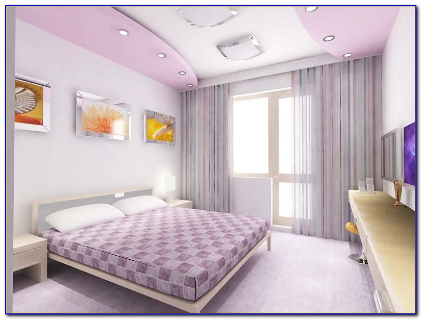 False Ceilings For Bedrooms