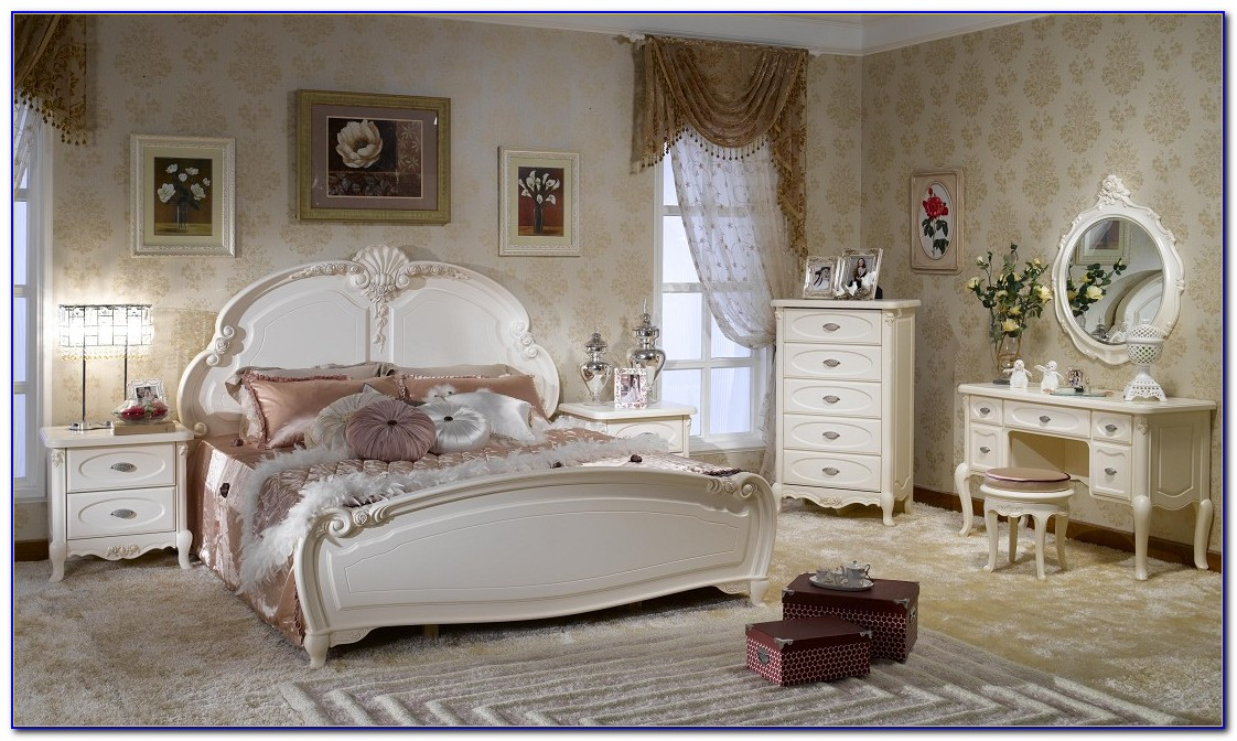 French Provincial Style Bedroom Furniture