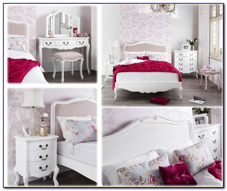 French Shabby Chic Bedroom Furniture Uk