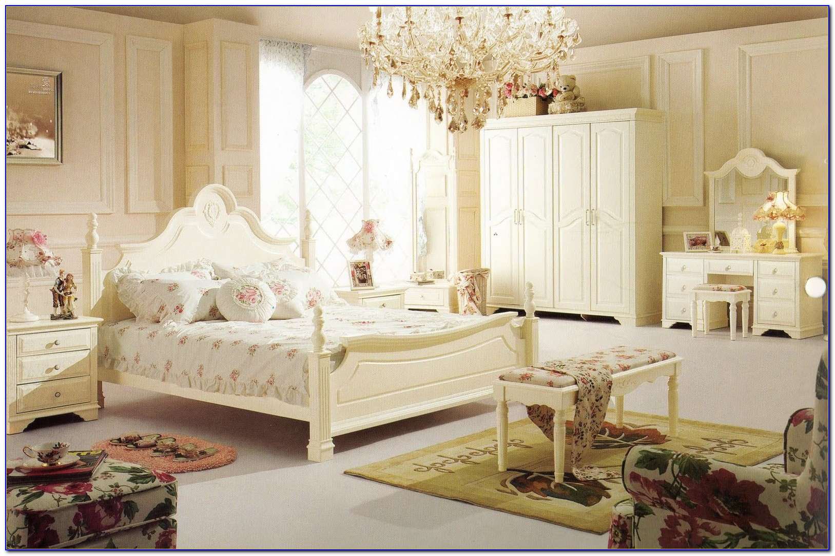 French Style Bedroom Furniture In Melbourne