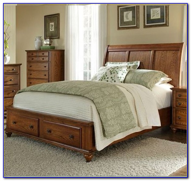 Golden Oak Bedroom Furniture