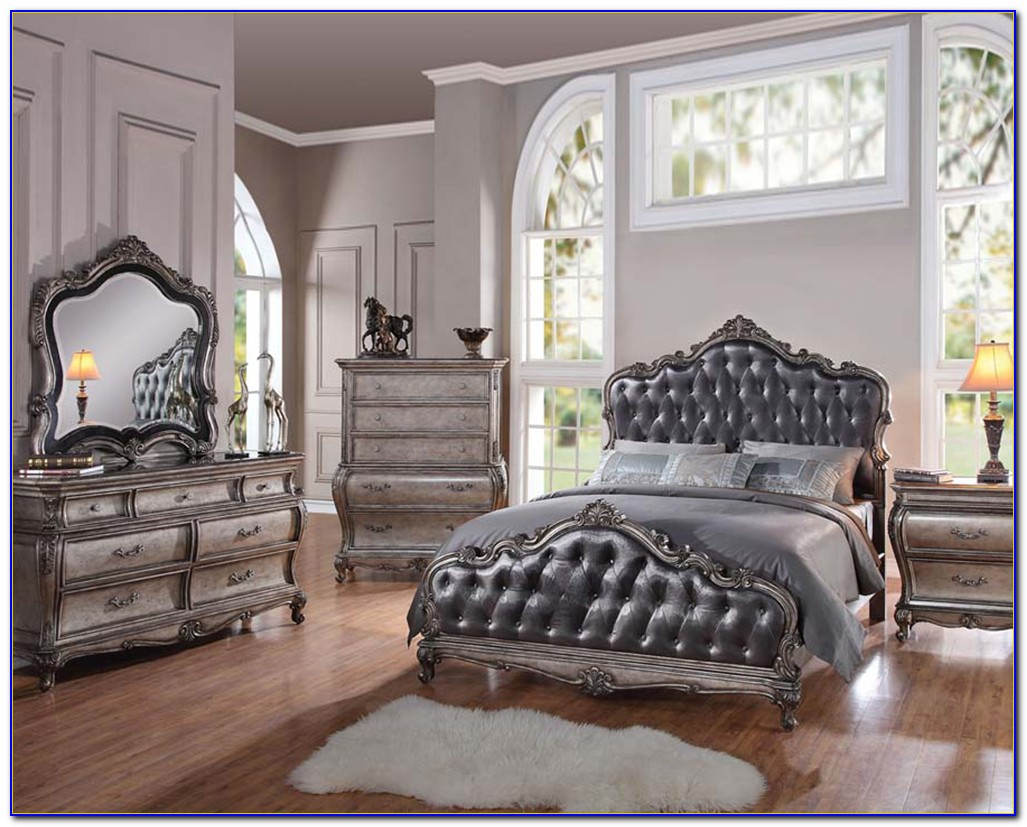 Home Styles Naples Bedroom Furniture
