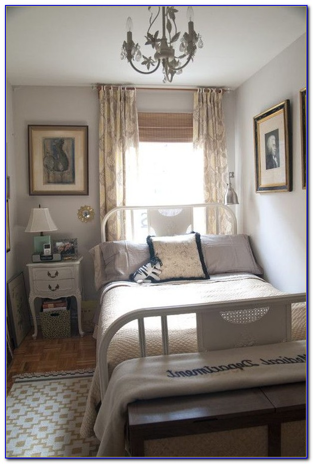 Idea For Small Bedroom Design