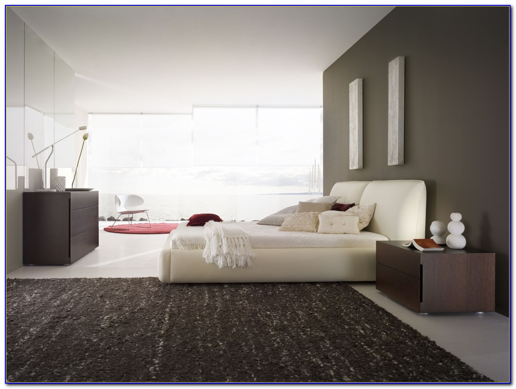 Ideas For Bedroom Design Modern