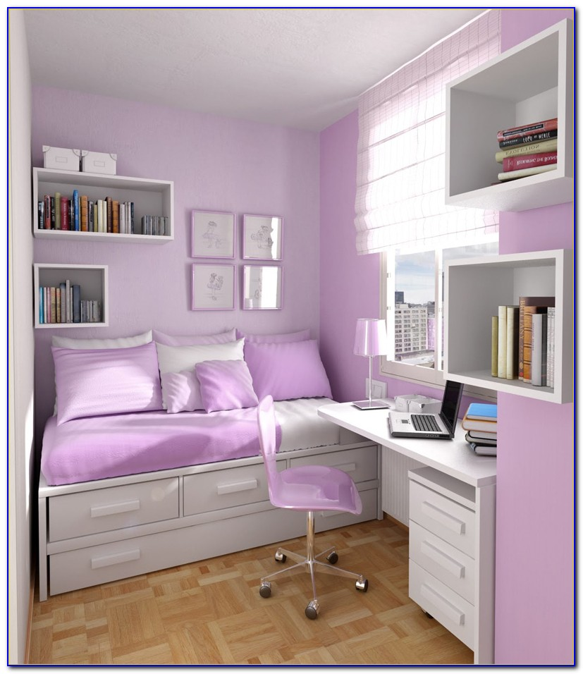 Ideas For Small Bedroom Spaces