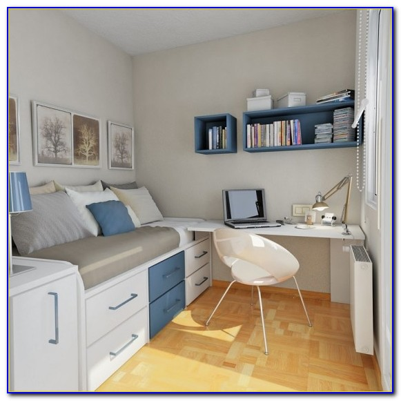 Ideas For Small Bedrooms Makeover