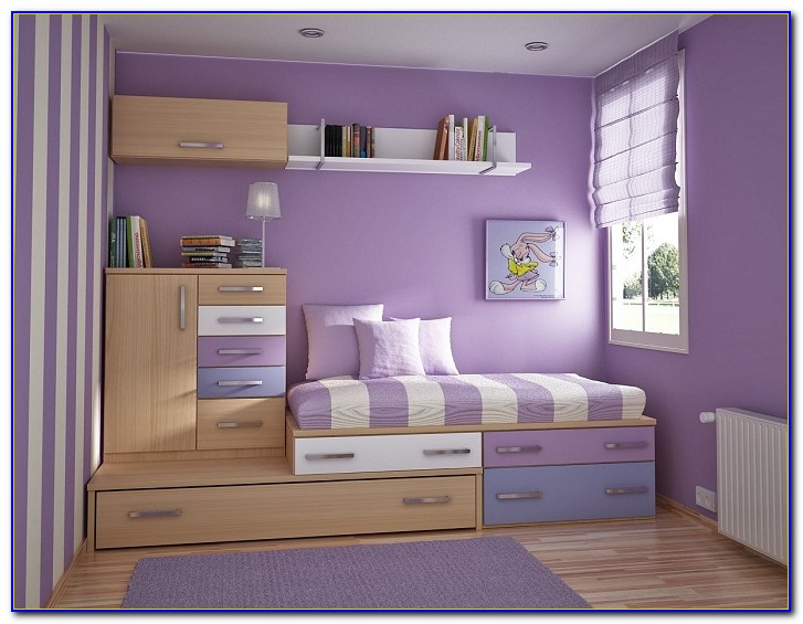 Ideas For Small Bedrooms With Two Beds