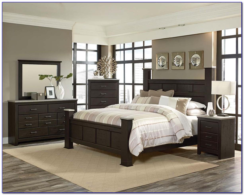 Ikea Black Brown Bedroom Furniture