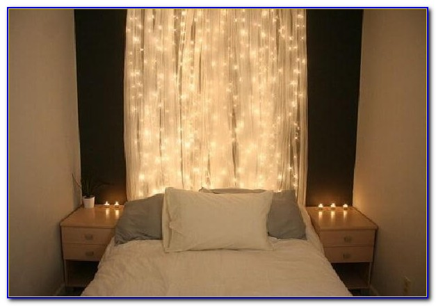 Indoor String Lights Bedroom