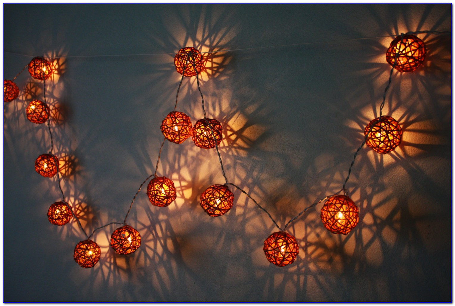 Indoor String Lights For Bedroom Target