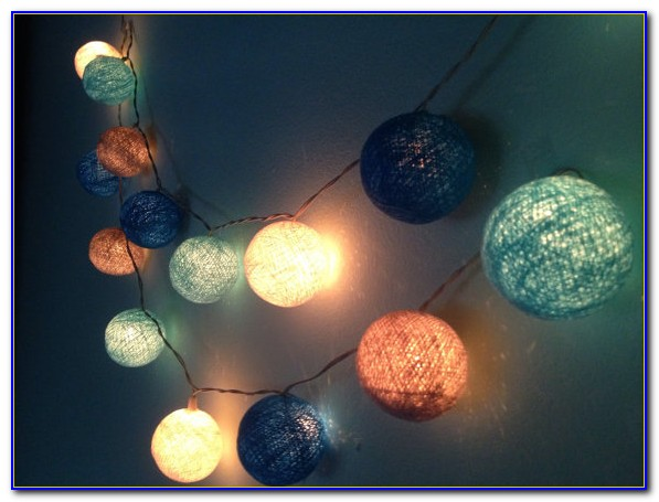 Indoor String Lights Ideas