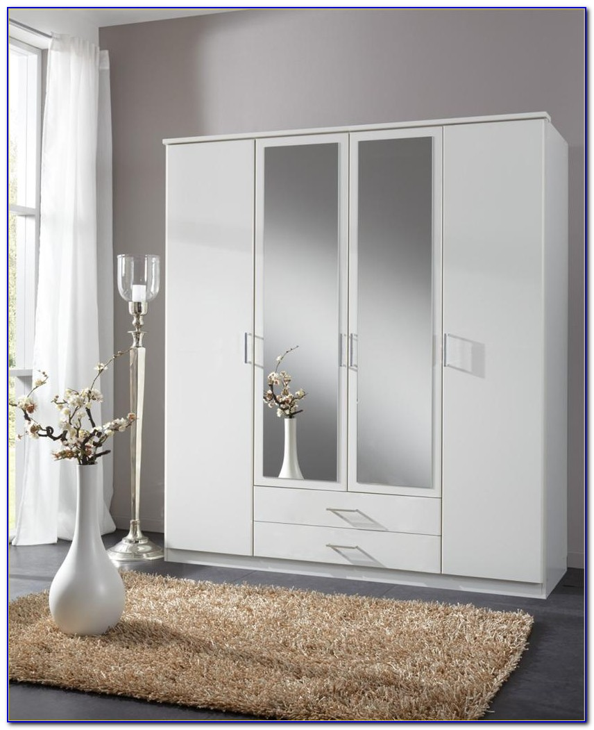 Italian Bedroom Set With Wardrobe