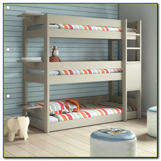Kids Bedroom Bunk Beds