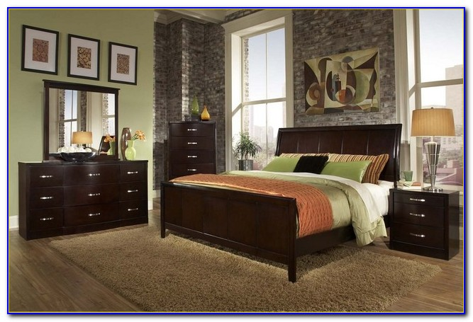 King Bedroom Set Ashley Furniture