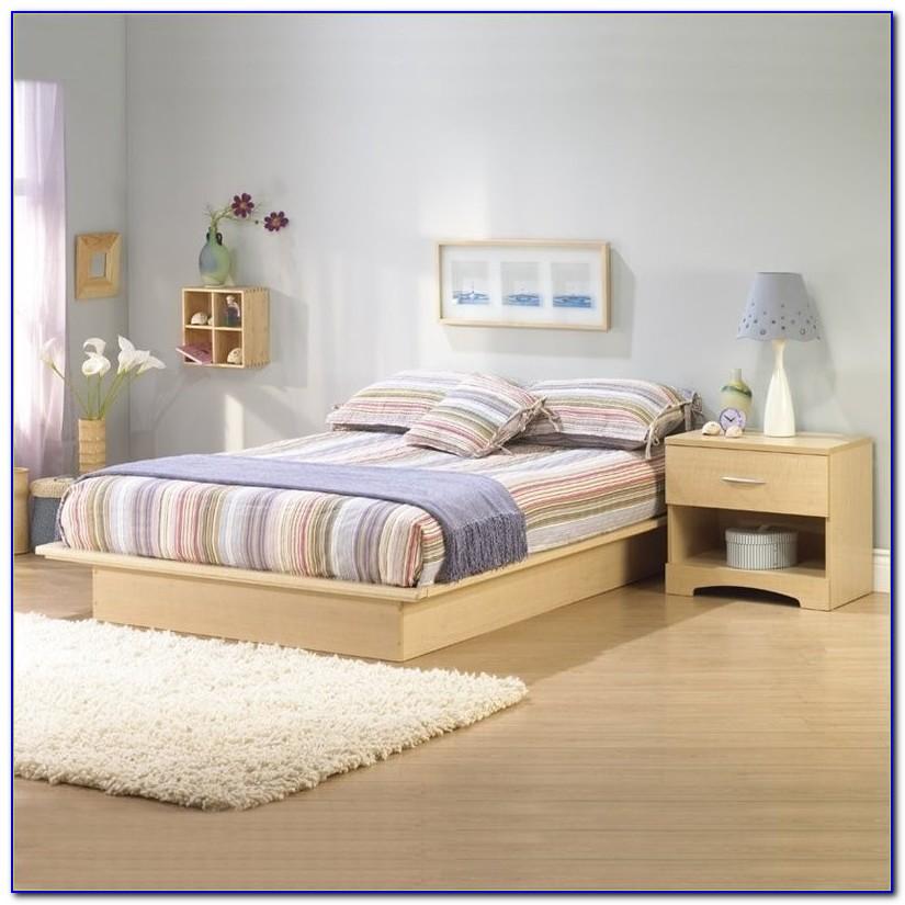 Light Maple Bedroom Furniture
