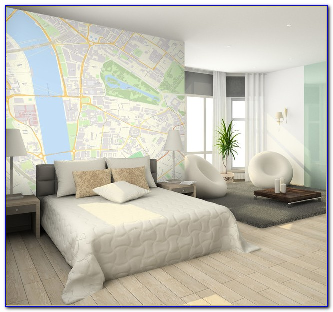 London Wallpaper For Bedrooms